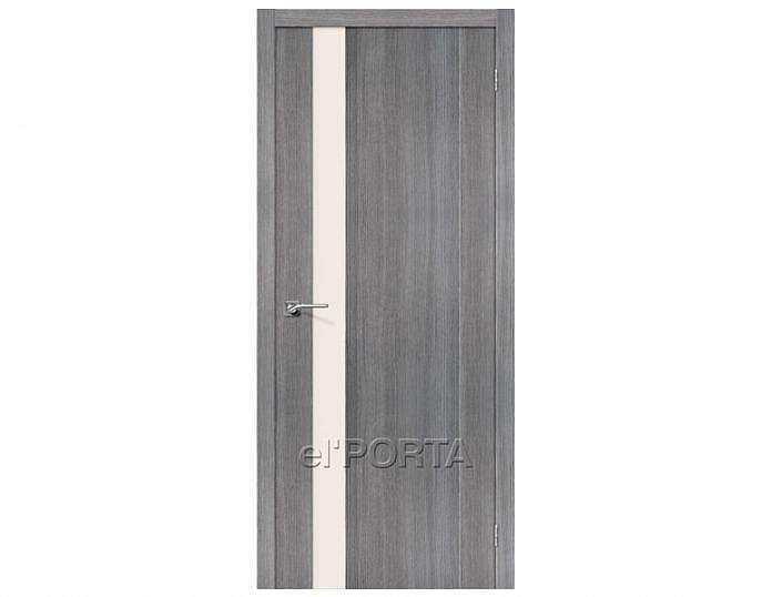 Межкомнатная дверь ПОРТА-11 Grey Veralinga