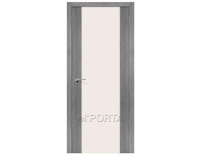 Межкомнатная дверь ПОРТА-13 Grey Veralinga