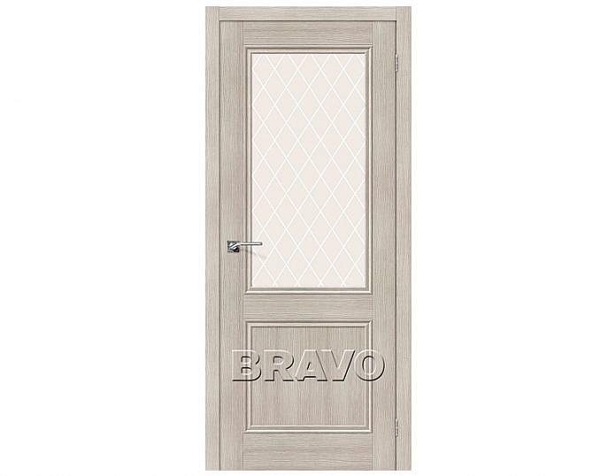 Межкомнатная дверь ПОРТА-63 Cappuccino Veralinga