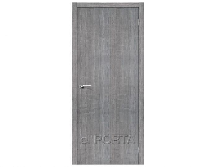 Межкомнатная дверь ПОРТА-50 Grey Crosscut