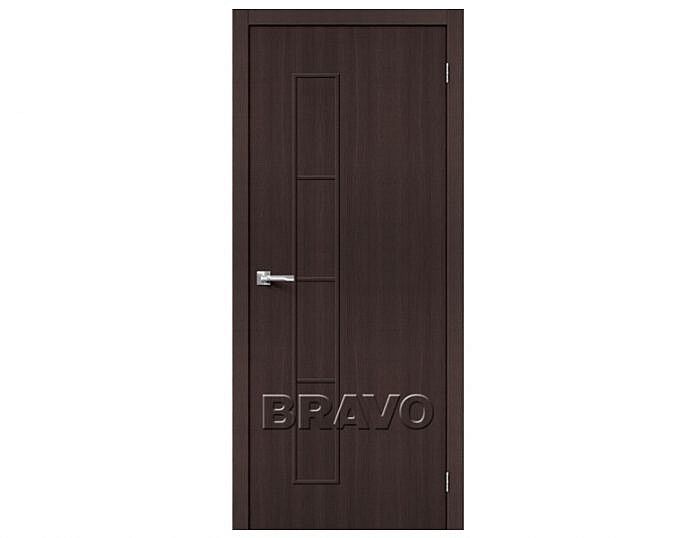 Межкомнатная дверь ТРЕНД-3 Wenge Veralinga