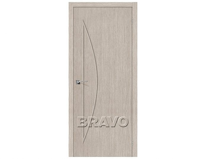 Межкомнатная дверь МАСТЕР-5 Cappucino