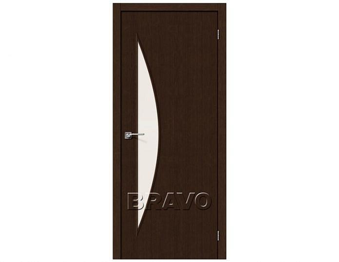 Межкомнатная дверь МАСТЕР-6 Magic Fog Wenge