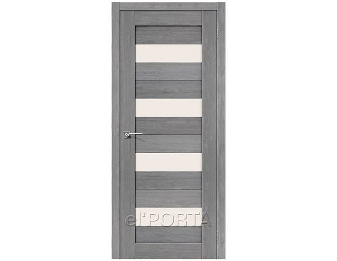 Межкомнатная дверь Модель ПОРТА-23 3D Grey