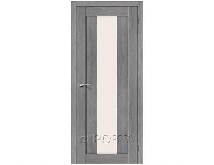 Межкомнатная дверь ПОРТА-25 3D Grey