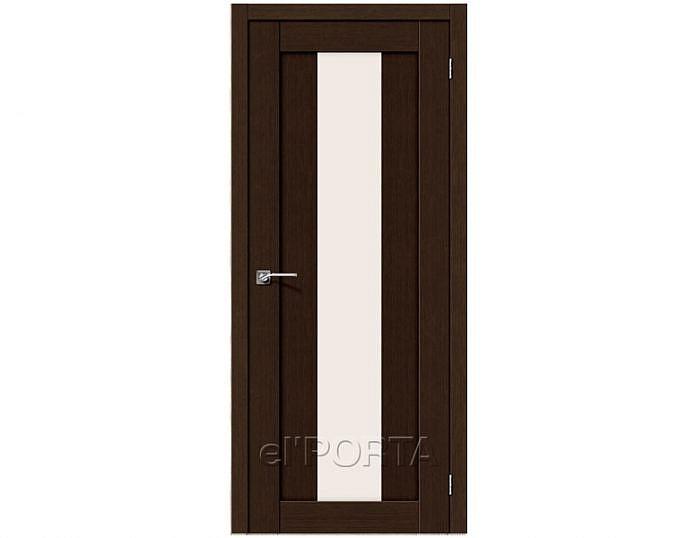 Межкомнатная дверь Модель ПОРТА-25 3D Wenge