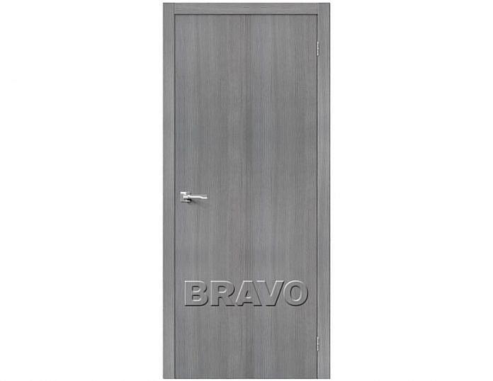 Межкомнатная дверь Модель ТРЕНД-0 3D Grey