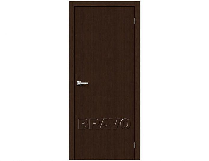 Межкомнатная дверь ТРЕНД-0 3D Wenge