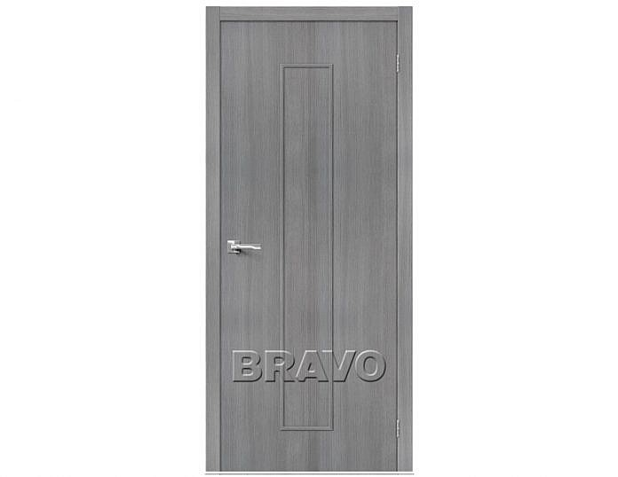 Межкомнатная дверь ТРЕНД-13 3D Grey