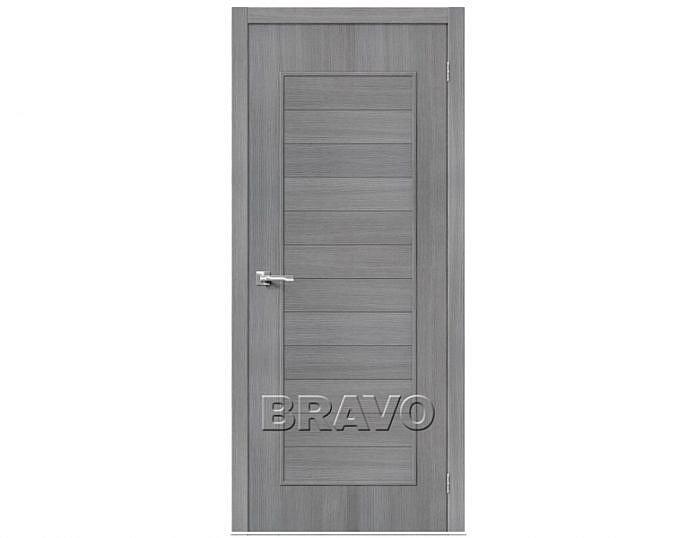Межкомнатная дверь ТРЕНД-21 3D Grey