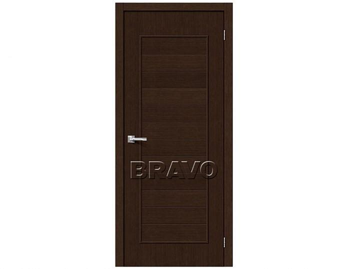 Межкомнатная дверь ТРЕНД-21 3D Wenge