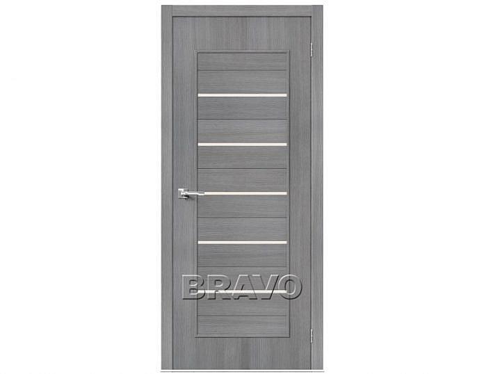 Межкомнатная дверь ТРЕНД-22 3D Magic Fog Grey