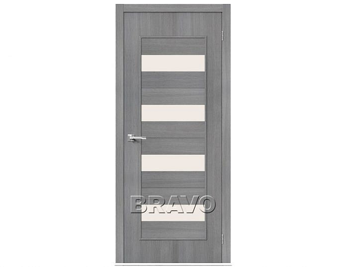 Межкомнатная дверь ТРЕНД-23 3D Magic Fog Grey