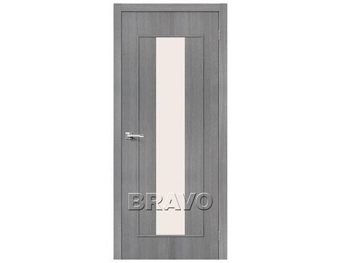 Межкомнатная дверь ТРЕНД-25 3D Magic Fog Grey