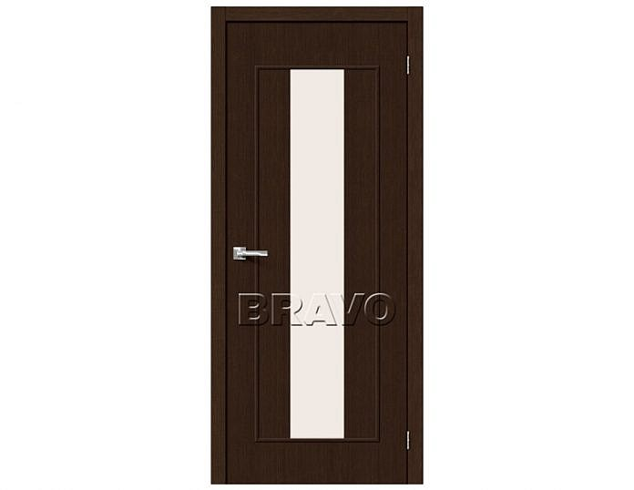 Межкомнатная дверь ТРЕНД-25 3D Magic Fog Wenge