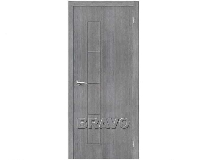 Межкомнатная дверь Модель ТРЕНД-3 3D Grey