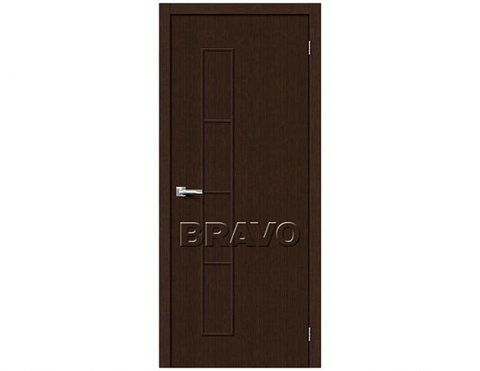 Межкомнатная дверь ТРЕНД-3 3D Wenge