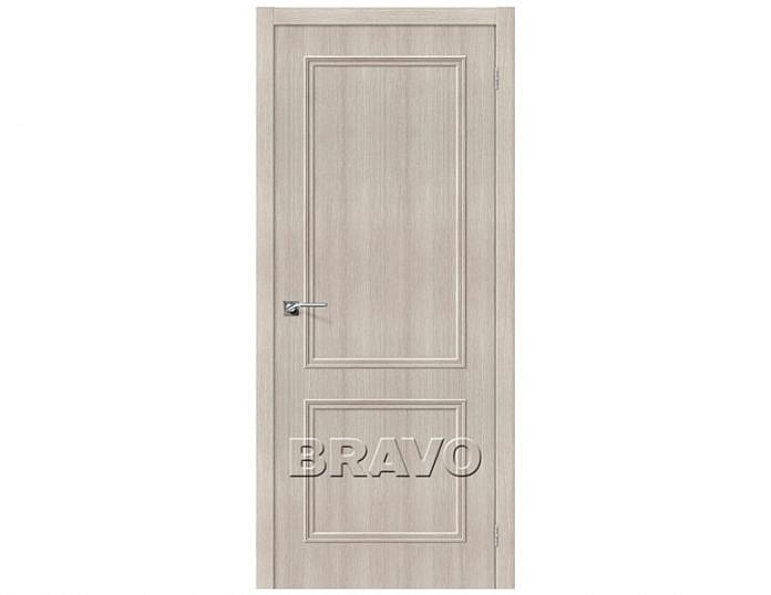 Межкомнатная дверь Симпл-12 Cappuccino Veralinga