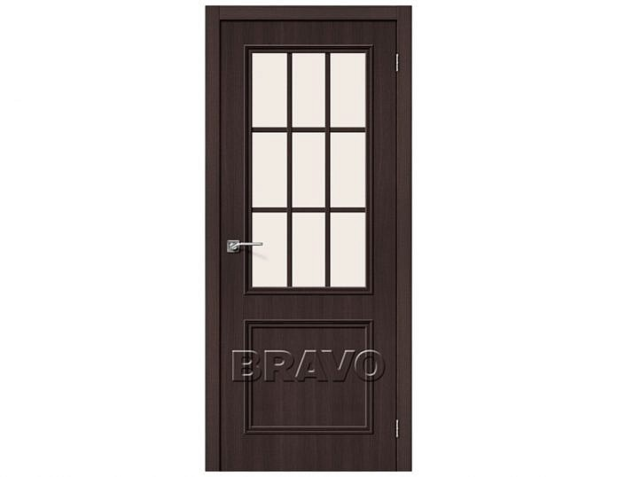 Межкомнатная дверь Симпл-13 Wenge Veralinga