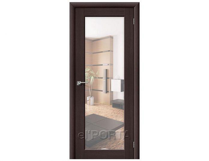 Межкомнатная дверь Аква-7 Wenge Veralinga
