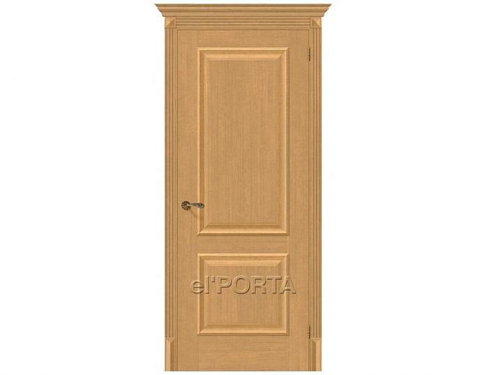 Межкомнатная дверь Классико-12 Real Oak