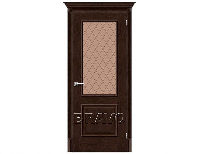 Межкомнатная дверь Классико-13 Antique Oak