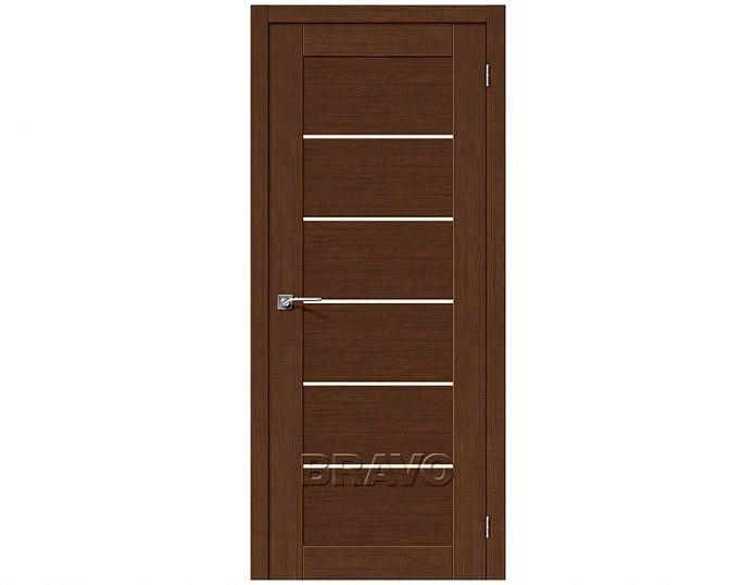 Межкомнатная дверь Легно-22 Brown Oak