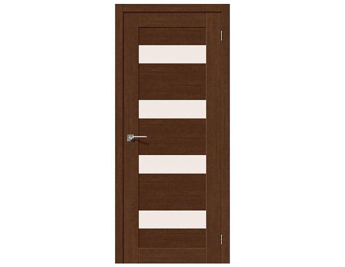 Межкомнатная дверь Легно-23 Brown Oak