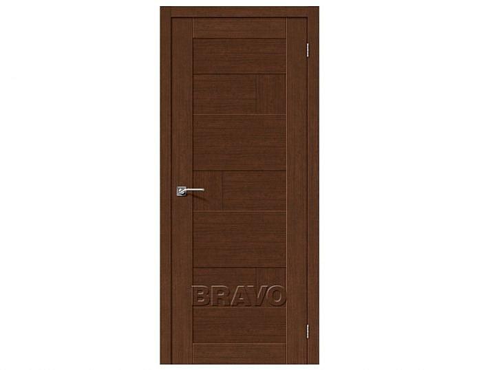 Межкомнатная дверь Легно-38 Brown Oak