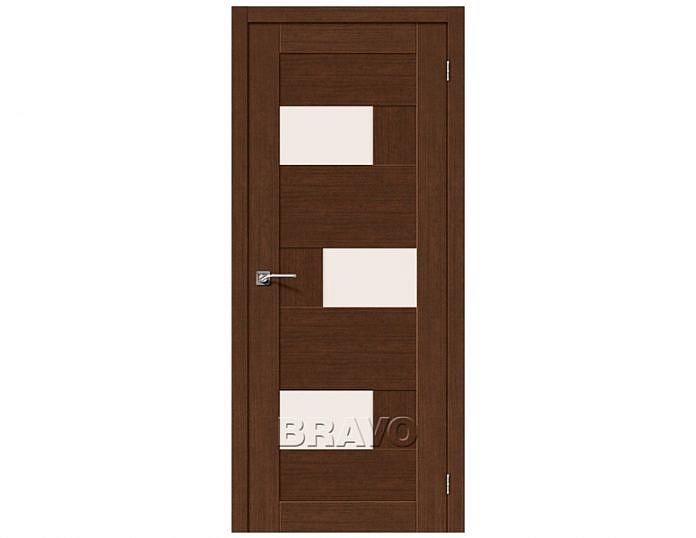Межкомнатная дверь Легно-39 Brown Oak