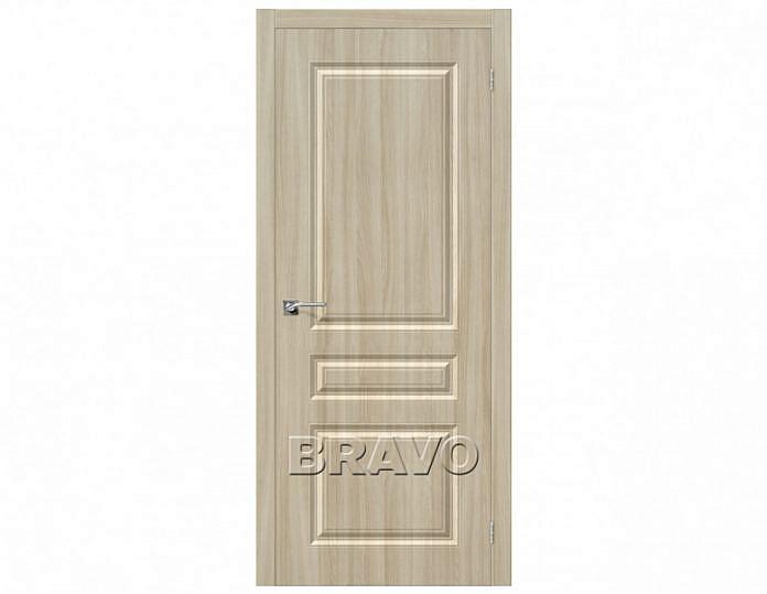 Межкомнатная дверь Статус-14 Шимо светлый