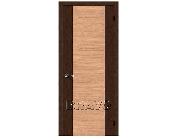 Межкомнатная дверь Этюд Дуб