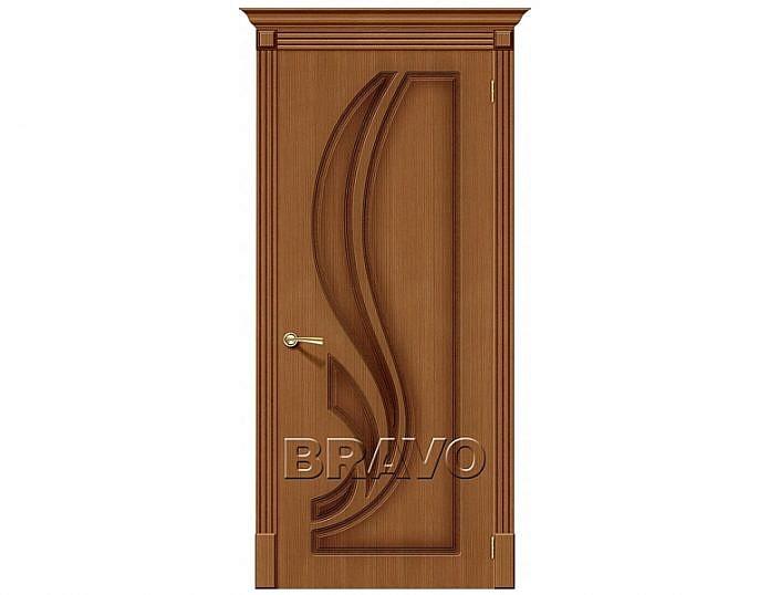 Межкомнатная дверь Лилия Орех