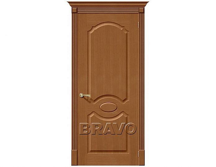 Межкомнатная дверь Селена Орех