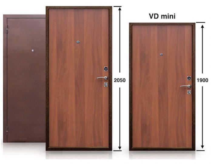 Входная дверь VD-00
