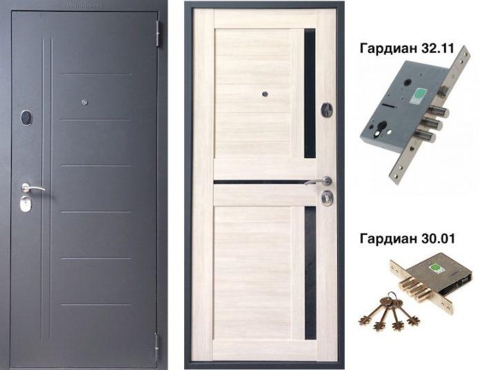 Входная дверь VD-42 Капучино