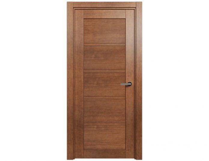 Межкомнатная дверь Status Optima 112 цвет Анегри