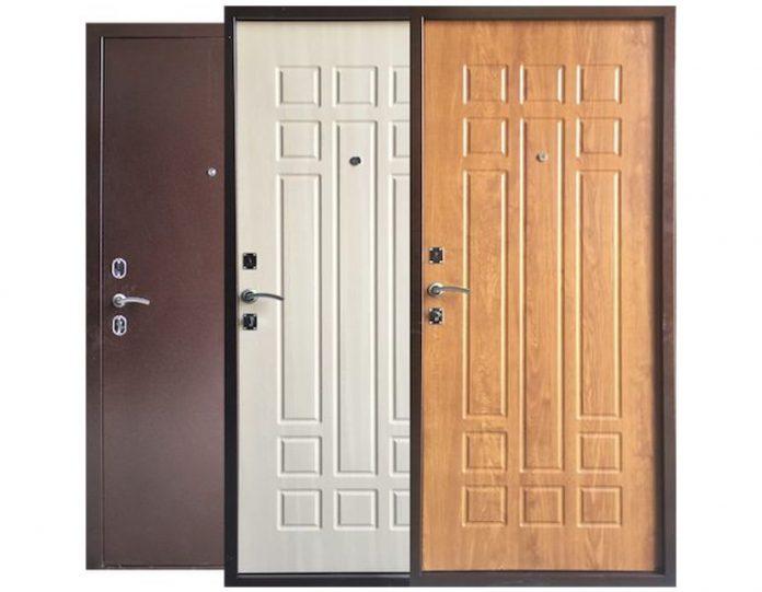 Входная дверь Спарта 70 мм