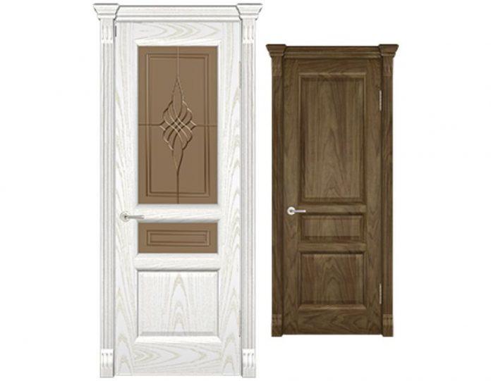 Межкомнатная дверь ВОЛГА МОДЕЛЬ КЛАССИКА 2