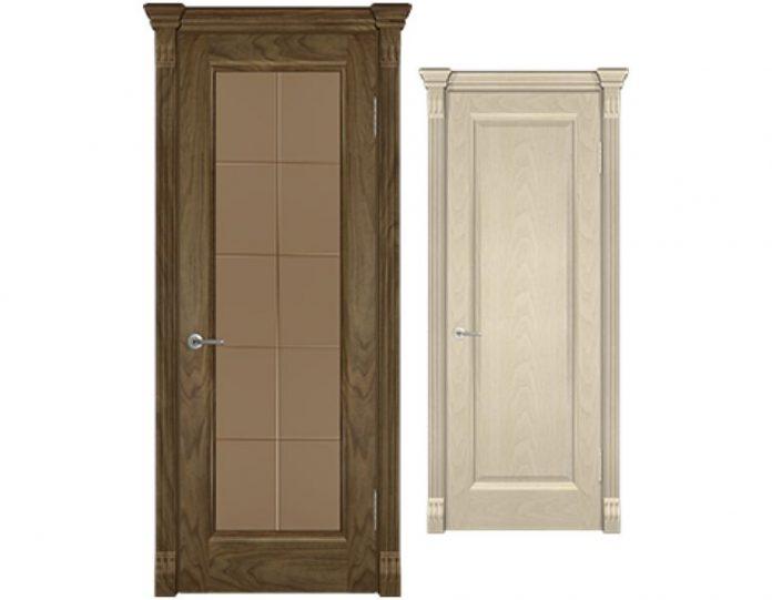 Межкомнатная дверь ВОЛГА МОДЕЛЬ КЛАССИКА 4