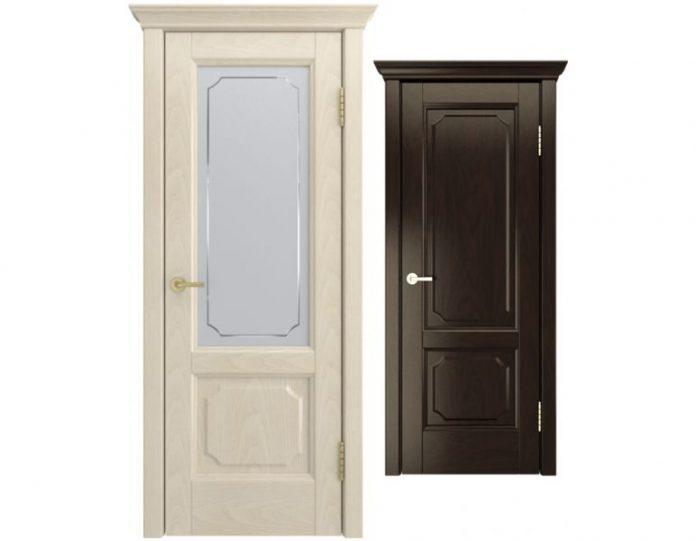 Межкомнатная дверь ВОЛГА МОДЕЛЬ Петергоф 1