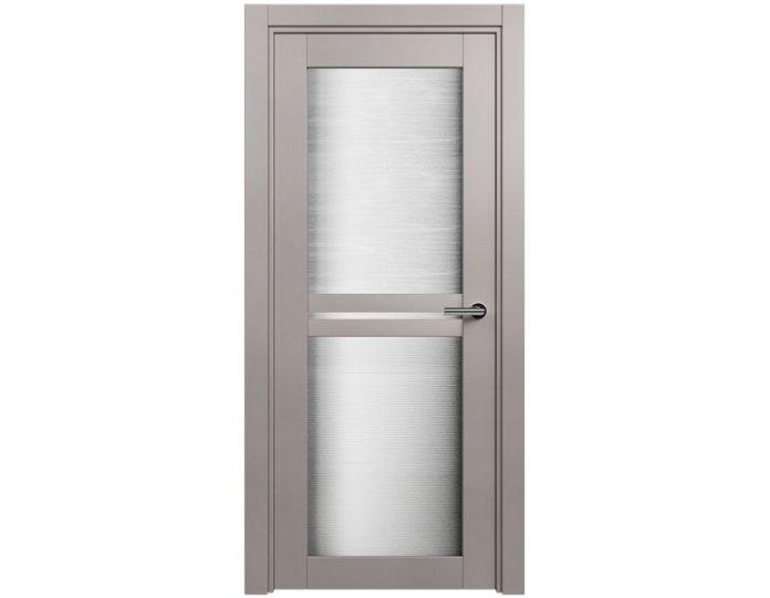 Межкомнатная дверь ELEGANT МОДЕЛЬ 143 цвет Grey