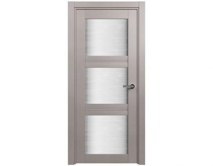 Межкомнатная дверь ELEGANT МОДЕЛЬ 146 цвет Grey