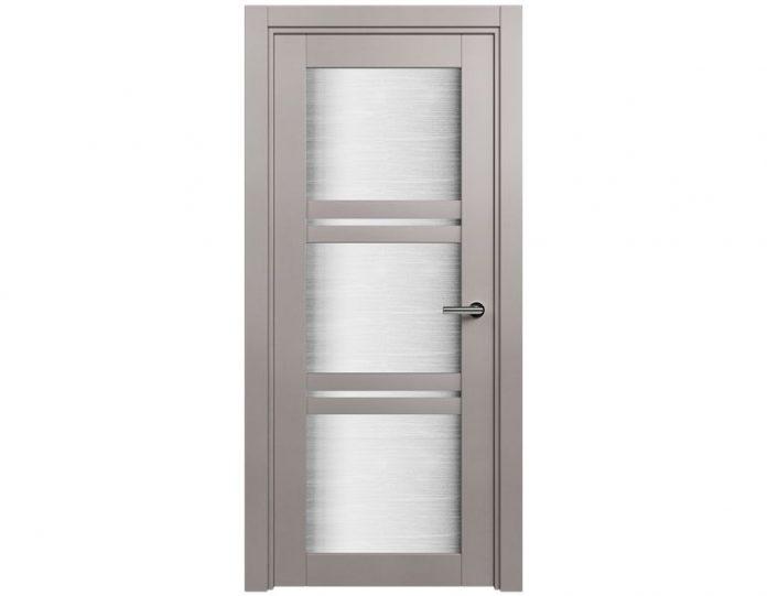 Межкомнатная дверь ELEGANT МОДЕЛЬ 147 цвет Grey