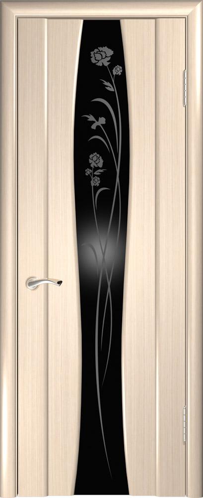 Дуб беленый триплекс чёрный