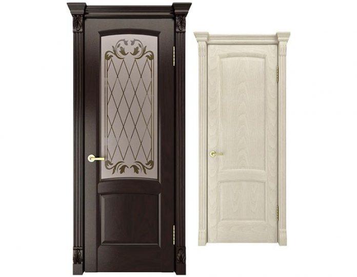 Межкомнатная дверь ВОЛГА МОДЕЛЬ Надежда Прима