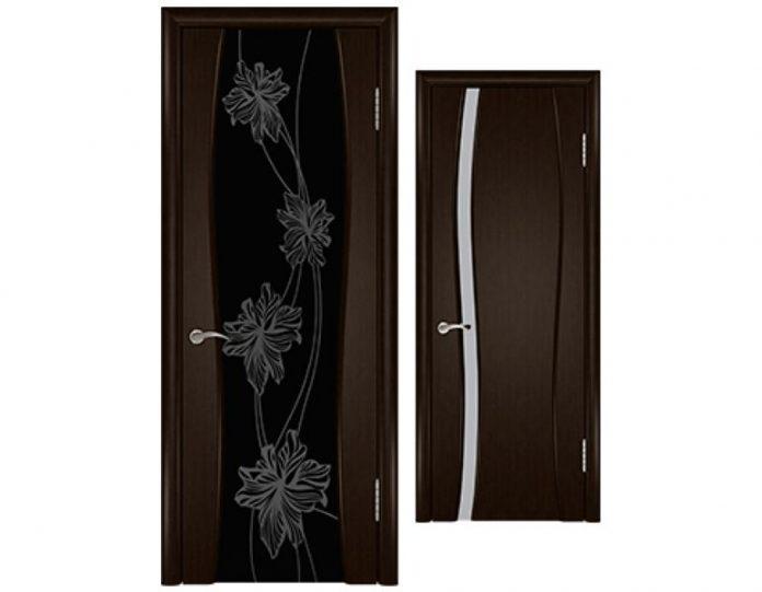 Межкомнатная дверь ВОЛГА МОДЕЛЬ Ниагара Вита