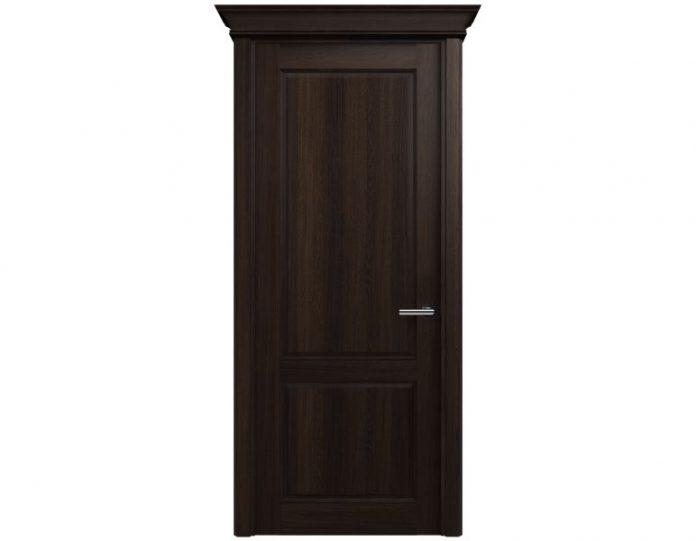 Межкомнатная дверь CLASSIC МОДЕЛЬ 511 цвет Орех