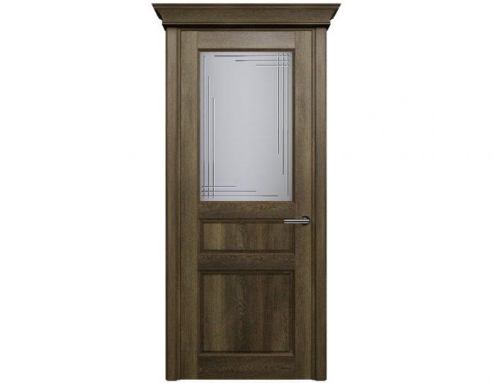 Межкомнатная дверь CLASSIC МОДЕЛЬ 533 Винтаж