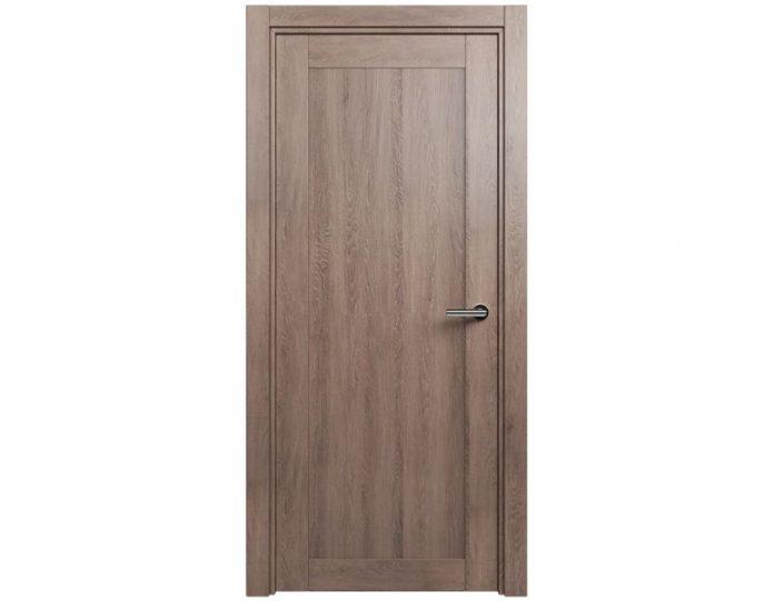 Межкомнатная дверь ESTETICA МОДЕЛЬ 811 Дуб капучино